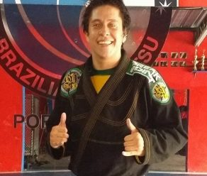 Coach Bryan Tamayo Roll Model Ecuador Project International Jiu Jitsu Education Fund