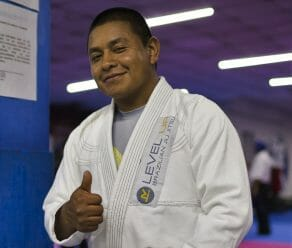 Coach Oswaldo Vasquez Roll Model Guatemala Project International Jiu Jitsu Education Fund