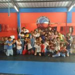 40 Kids Training Free IJEF Ecuador Image
